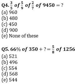 Quantitative Aptitude Quiz For SBI Clerk Prelims 2021- 6th June_60.1