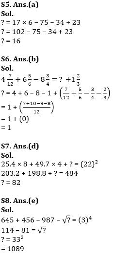 Quantitative Aptitude Quiz For IBPS RRB PO, Clerk Prelims 2021- 9th June_110.1