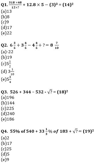Quantitative Aptitude Quiz For IBPS RRB PO, Clerk Prelims 2021- 9th June_50.1