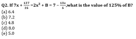 Quantitative Aptitude Quiz For SBI Clerk Prelims 2021- 9th June_50.1