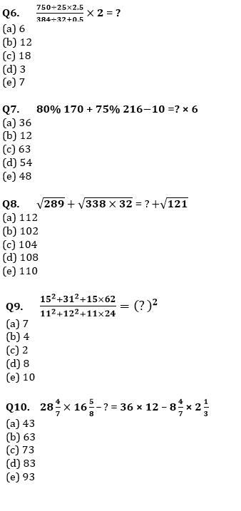 Quantitative Aptitude Quiz For IBPS RRB PO, Clerk Prelims 2021- 13th June_50.1