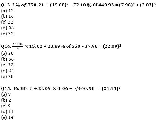 Quantitative Aptitude Quiz For IBPS RRB PO, Clerk Prelims 2021- 14th June_80.1