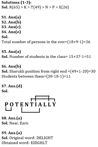 Reasoning Ability Quiz For IBPS RRB PO, Clerk Prelims 2021- 18th June_50.1
