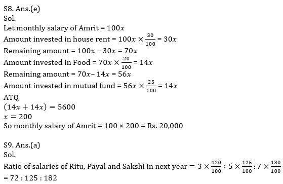 Quantitative Aptitude Quiz For IBPS RRB PO, Clerk Prelims 2021- 22nd June_90.1