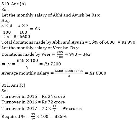 Quantitative Aptitude Quiz For IBPS RRB PO, Clerk Prelims 2021- 22nd June_100.1
