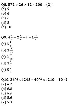 Quantitative Aptitude Quiz For SBI PO, Clerk Prelims 2021- 23rd June_70.1