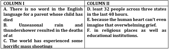 English Quizzes for SBI PO, Clerk Prelims 2021 – 25th June_50.1