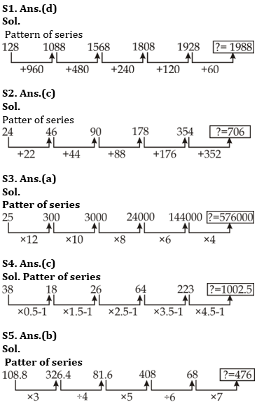 Revision Test Quantitative Aptitude Quiz For SBI PO, Clerk Prelims 2021- 27th June_60.1