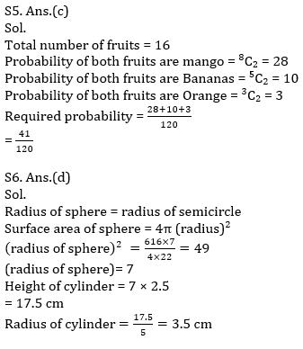Quantitative Aptitude Quiz For IBPS RRB PO, Clerk Prelims 2021- 28th June_140.1