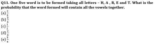 Quantitative Aptitude Quiz For IBPS RRB PO, Clerk Prelims 2021- 28th June_90.1