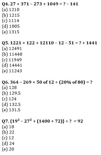 Quantitative Aptitude Quiz For IBPS RRB PO, Clerk Prelims 2021- 29th June_60.1