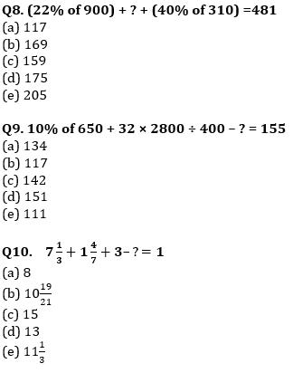 Quantitative Aptitude Quiz For IBPS RRB PO, Clerk Prelims 2021- 29th June_70.1