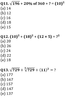 Quantitative Aptitude Quiz For IBPS RRB PO, Clerk Prelims 2021- 29th June_80.1