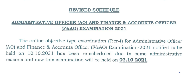 ICAR Recruitment 2021 Notification Out: Apply Online for AO, F&AO Post_50.1