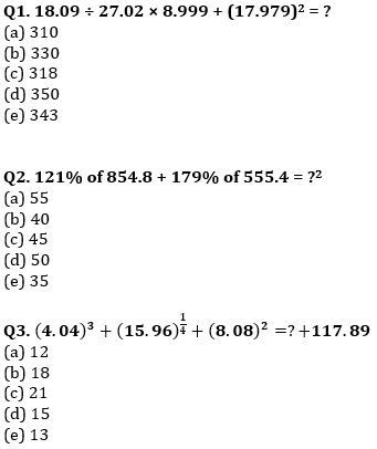 Quantitative Aptitude Quiz For IBPS RRB PO, Clerk Prelims 2021- 23rd July_50.1