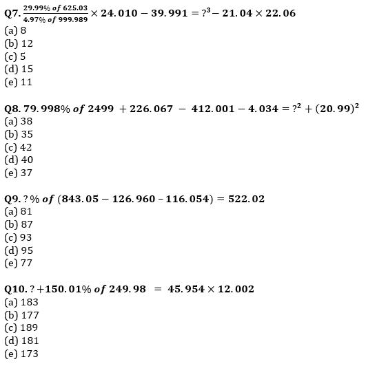 Quantitative Aptitude Quiz For IBPS RRB PO, Clerk Prelims 2021- 23rd July_70.1