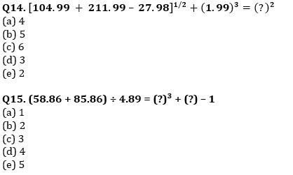 Quantitative Aptitude Quiz For IBPS RRB PO, Clerk Prelims 2021- 23rd July_90.1