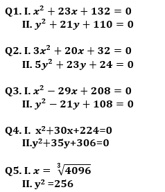 Quantitative Aptitude Quiz For IBPS Clerk Prelims 2021- 23rd July_50.1
