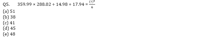 Quantitative Aptitude Quiz For IBPS RRB PO, Clerk Prelims 2021- 25th July_60.1