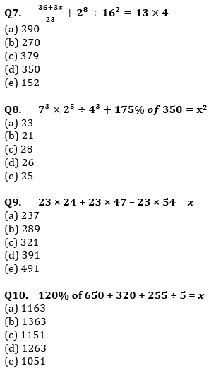 Quantitative Aptitude Quiz For IBPS RRB PO, Clerk Prelims 2021- 29th July_80.1