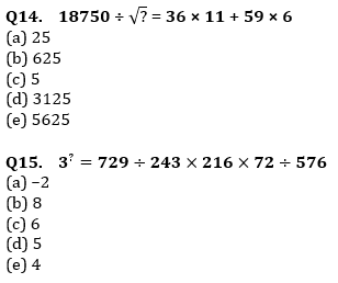 Quantitative Aptitude Quiz For IBPS RRB PO, Clerk Prelims 2021- 29th July_100.1