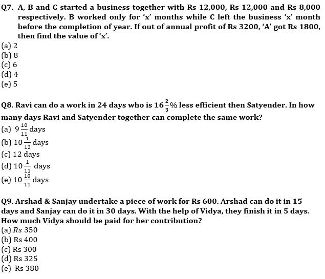 Quantitative Aptitude Quiz For IBPS Clerk Prelims 2021- 30th July_80.1