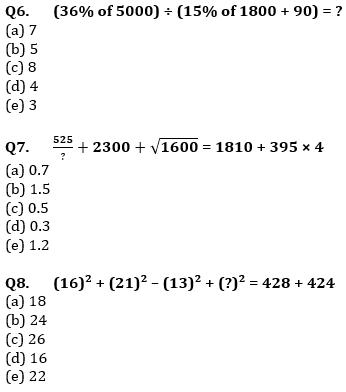 Quantitative Aptitude Quiz For IBPS RRB PO, Clerk Prelims 2021- 31st July_80.1