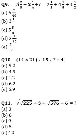 Quantitative Aptitude Quiz For IBPS RRB PO, Clerk Prelims 2021- 31st July_90.1