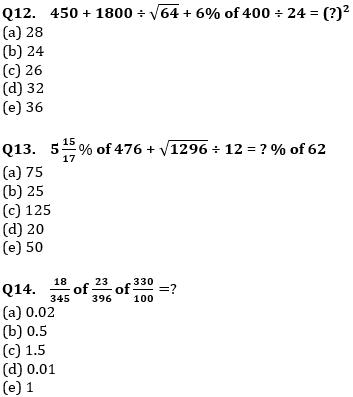 Quantitative Aptitude Quiz For IBPS RRB PO, Clerk Prelims 2021- 31st July_100.1
