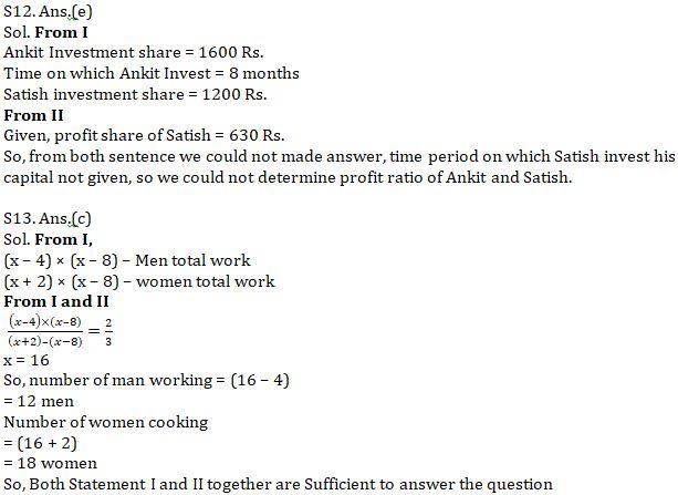 Quantitative Aptitude Quiz For SBI Clerk Mains 2021- 31th July_110.1