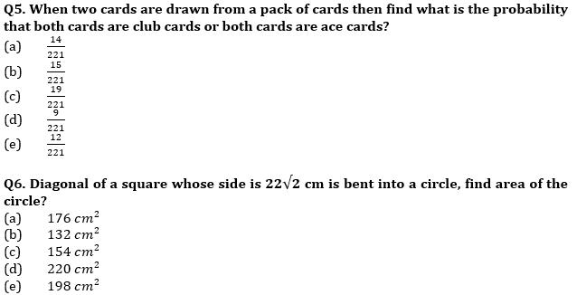 Quantitative Aptitude Quiz For IBPS RRB PO, Clerk Prelims 2021- 2nd August_70.1