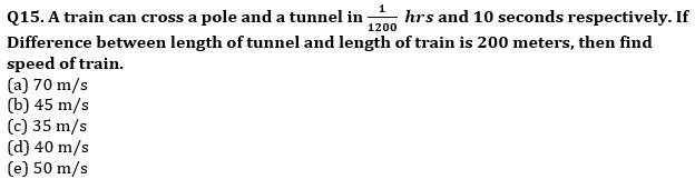 Quantitative Aptitude Quiz For IBPS RRB PO, Clerk Prelims 2021- 2nd August_100.1