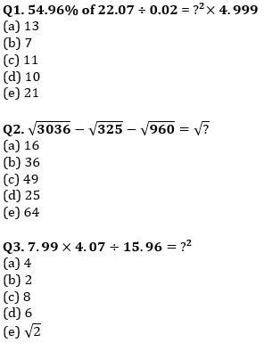 Quantitative Aptitude Quiz For IBPS RRB PO, Clerk Prelims 2021- 3rd August_60.1