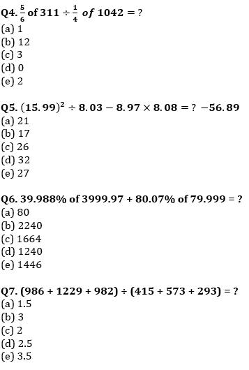 Quantitative Aptitude Quiz For IBPS RRB PO, Clerk Prelims 2021- 3rd August_70.1
