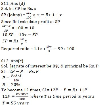 Quantitative Aptitude Quiz For IBPS Clerk Prelims 2021- 3rd August_90.1