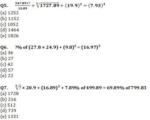 Quantitative Aptitude Quiz For SBI Clerk Mains 2021- 3rd August_50.1