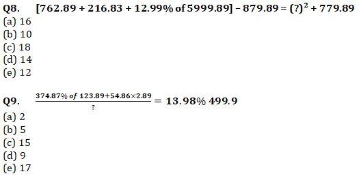 Quantitative Aptitude Quiz For SBI Clerk Mains 2021- 3rd August_60.1