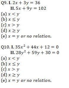 Quantitative Aptitude Quiz For IBPS Clerk Prelims 2021- 5th August_70.1