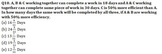 Quantitative Aptitude Quiz For IBPS RRB PO, Clerk Prelims 2021- 6th August_60.1