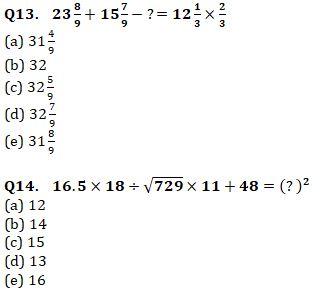 Quantitative Aptitude Quiz For IBPS Clerk Prelims 2021- 6th August_70.1