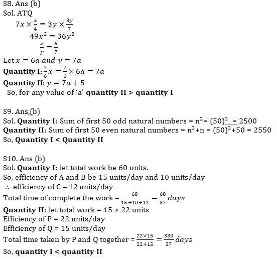 Quantitative Aptitude Quiz For IBPS Clerk Prelims 2021- 6th August_100.1