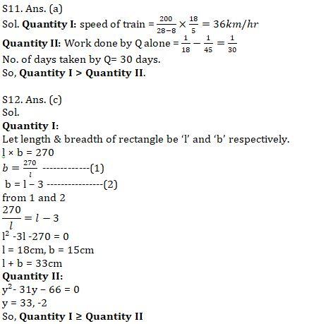Quantitative Aptitude Quiz For IBPS Clerk Prelims 2021- 6th August_110.1
