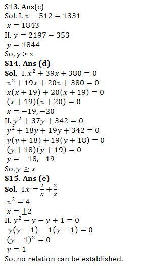 Quantitative Aptitude Quiz For IBPS RRB PO, Clerk Prelims 2021- 9th August_130.1