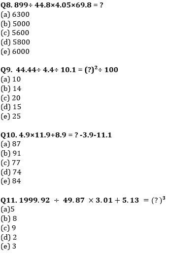 Quantitative Aptitude Quiz For IBPS Clerk Prelims 2021- 10th August_80.1