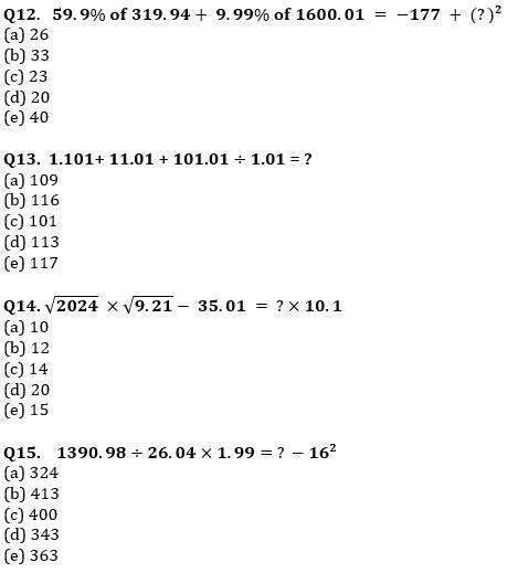 Quantitative Aptitude Quiz For IBPS Clerk Prelims 2021- 10th August_90.1