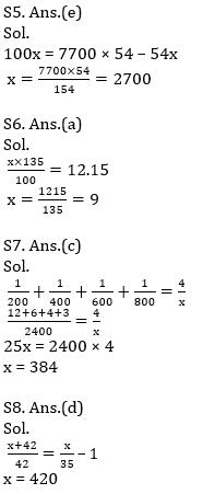 Quantitative Aptitude Quiz For IBPS RRB PO, Clerk Prelims 2021- 11th August_110.1