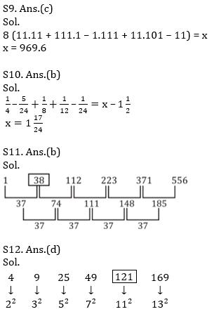 Quantitative Aptitude Quiz For IBPS RRB PO, Clerk Prelims 2021- 11th August_120.1