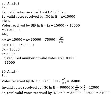 Quantitative Aptitude Quiz For IBPS Clerk Prelims 2021- 11th August_100.1
