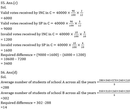 Quantitative Aptitude Quiz For IBPS Clerk Prelims 2021- 11th August_110.1