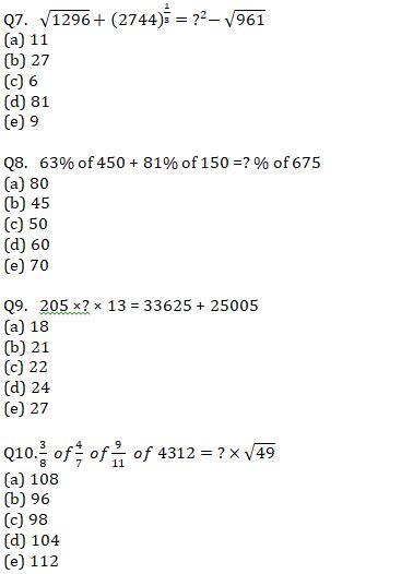 Quantitative Aptitude Quiz For IBPS RRB PO, Clerk Prelims 2021- 12th August_80.1